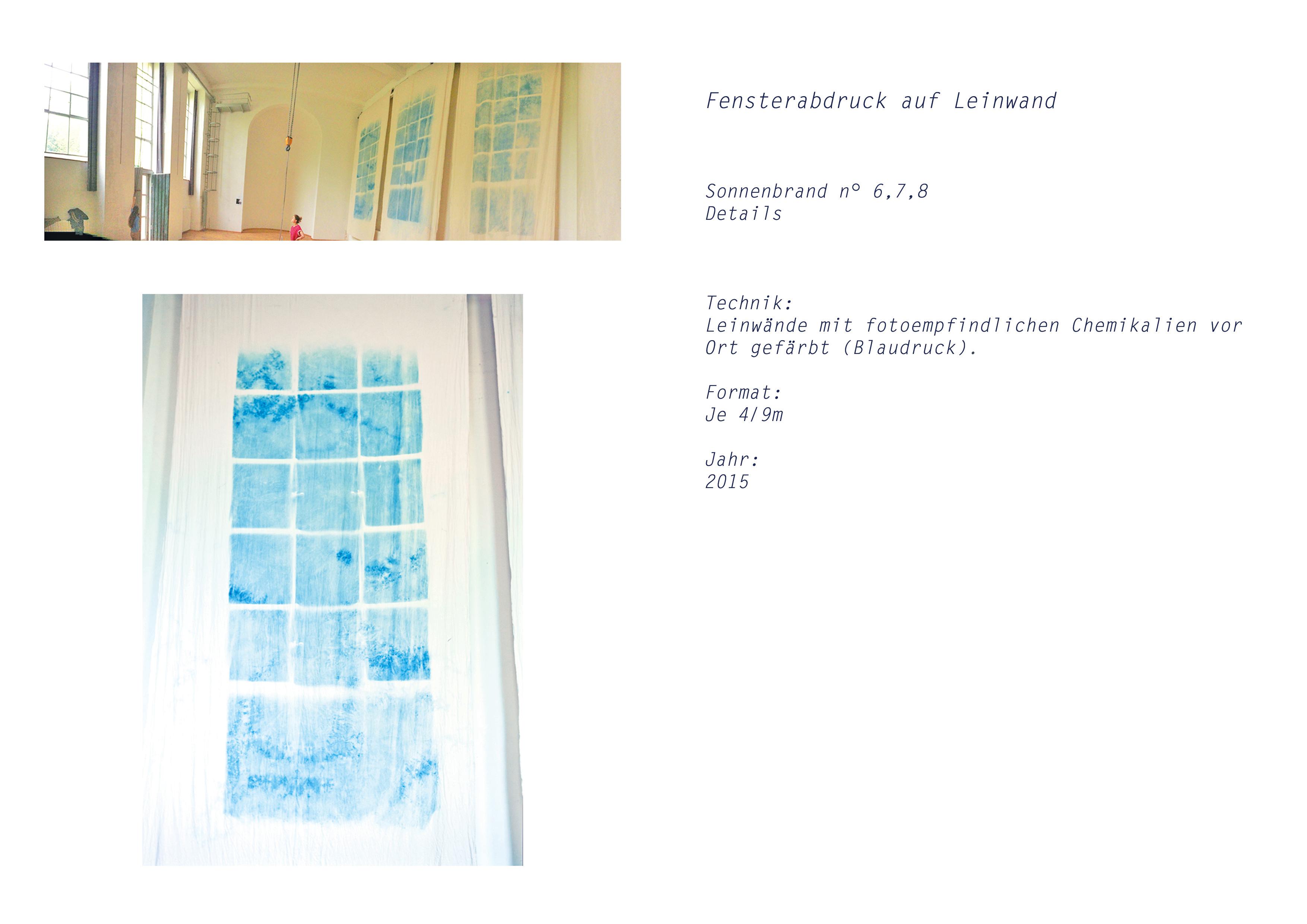 10-Fensterabdruck kolosssal